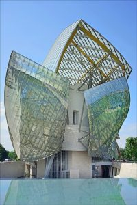 Fondation Vuitton Frank Gehry